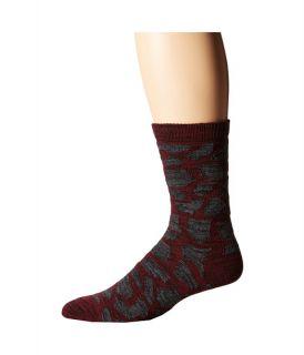 Scotch Soda Patterned Chunky Sock In Melange Multi 2