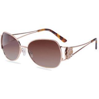 Sol by Daisy Fuentes Womens Prescription Sunglasses, 107 Burgundy