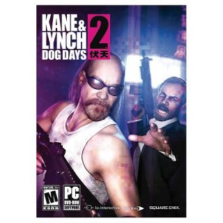 Kane and Lynch Dog Days : 2   Electronic Software Download (PC
