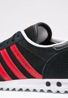 adidas Originals LA TRAINER   Trainers   core black/red/white