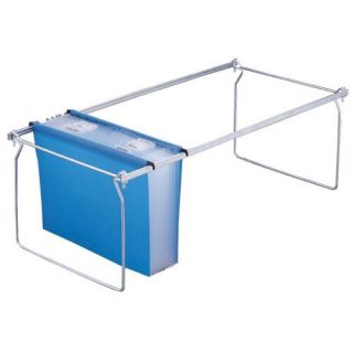 Anglers Company Ltd. Letter Expand O File Hanging Files, 12 Pockets, Letter Size, Blue