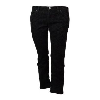 Lauren Jeans Co. by Ralph Lauren Women's Classic Straight Damask Jean