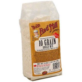 Bob's Red Mill, 10 Grain Bread Mix, 19 oz (Pack of 4)