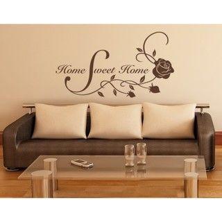 Home Sweet Home Wall Decal   18494881 Big
