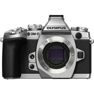 Olympus OM D E M1 Mirrorless Micro Four Thirds V207010SU000