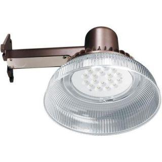 Honeywell Outdoor LED Remington Bronze Security Light MA0021