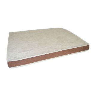 Quilted Top Gel Memory Foam Pet Bed  ™ Shopping   The Best