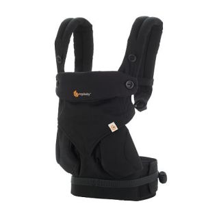 Ergobaby Four Position 360 Carrier   Pure Black    ErgoBaby