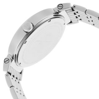 Polaris Multi Function Stainless Steel Black Dial