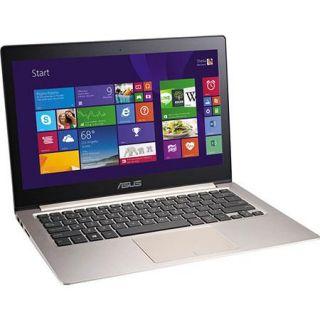UX303LA DB51T Asus Asus ZenBook UX303LA DB51T 13.3 Multi Touch Notebook Computer, Intel Core i5 4210U 1.7GHz, 8GB RAM, 128GB SSD, Windows 8.1 (Free Upgrade to Win 10), Brown