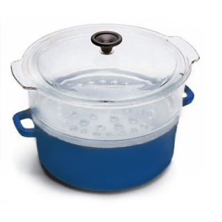 Lotus Top 2.2 qt. Steamer with Lid by Minuteman