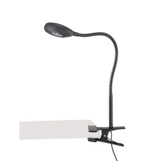 Shirkia Clip On 15 H Table Lamp