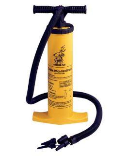 AIRHEAD Double Action Hand Pump   Ski Tube Accessories