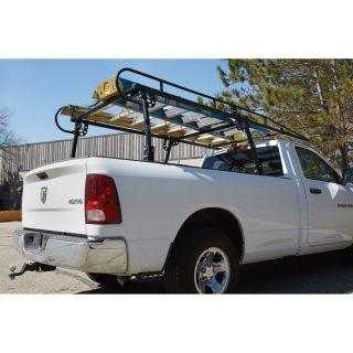 Ultra-Tow Full-Size Utility Truck Rack — 800-Lb. Capacity, Steel  Truck Racks