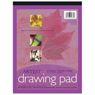 24 Count Drawing Pad by Pacon Creative Products