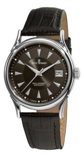 Revue Thommen Classic Wall Street Grey Dial Automatic Mens Watch 20002