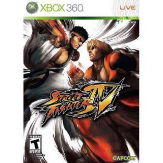 Street Fighter IV (Xbox 360)