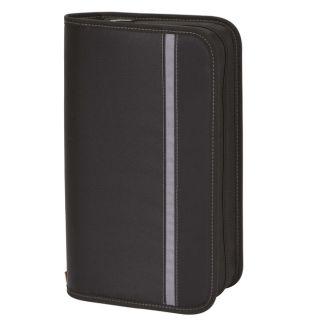 Case Logic ENW 104 104 Capacity Nylon Black CD Wallet   13473238