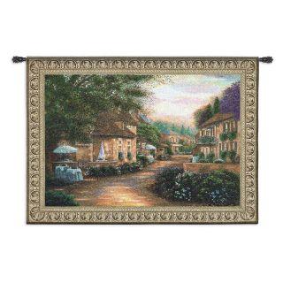 Fine Art Tapestries Plentitude De Charme Wall Tapestry   Wall Art