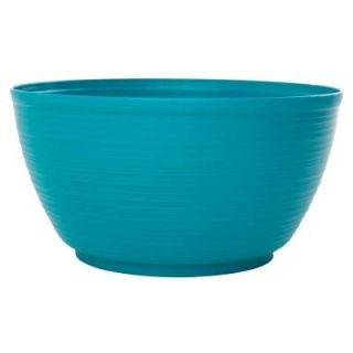 Bloem 12 in. Sea Struck Dura Cotta Plastic Plant Bowl PB12 32