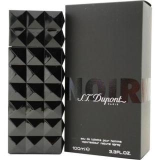 St Dupont St Dupont Noir Mens 3.4 ounce Eau de Toilette Spray