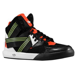 adidas Originals C 10   Mens   Basketball   Shoes   Black/Forest Green/Semi Solar Red