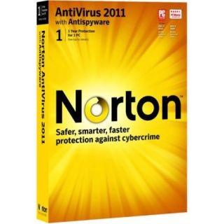 Norton AntiVirus 2011, 1 User (Pc)