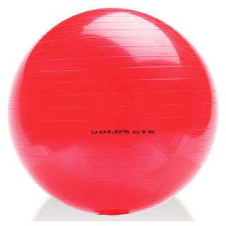 Gold's Gym Fitness Ball, 65 cm