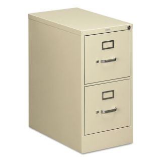HON 510 Series 2 drawer Full Suspension Putty File Cabinet
