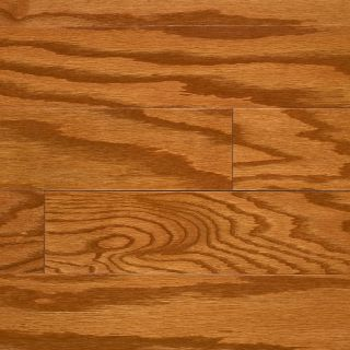 Intuition with Uniclic 4 Engineered Red Oak Hardwood Flooring in