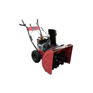 Power Smart 208 cc 26 in Two Stage Electric Start Gas Snow Blower