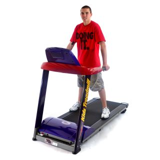 KidsFit Junior Cardio Kids Big Foot Motorized Treadmill   Kids Fitness