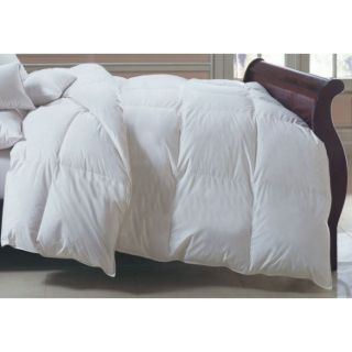 Downright BERN OSQ AY HUN Bernina 90 x 94 38oz 650 Fill Power White Goose Down European Comforter