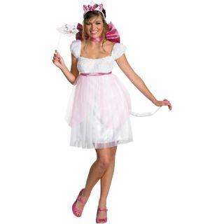 Disney Aristocats Sassy Marie Adult Halloween Costume
