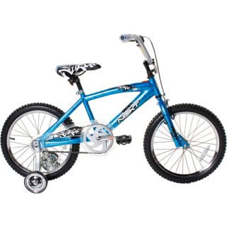 "18"" Next Surge Boys' BMX Bike, Blue"