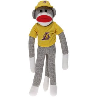 Los Angeles Lakers Shirt Sock Monkey