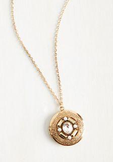 Gilt Trip Necklace  Mod Retro Vintage Necklaces