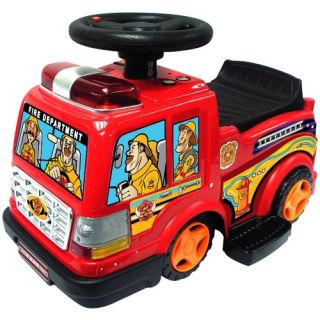 Kid Motorz Fire Engine Battery Powered Riding Toy   Do Not Use
