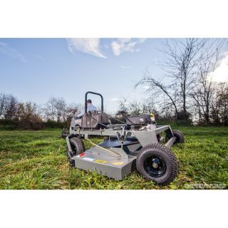 19 HP 66 Electric Start Finish Cut Trail Mower
