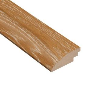 Home Legend Wire Brushed Wilderness Oak 3/8 in. Thick x 2 in. Wide x 78 in. Length Hardwood Hard Surface Reducer Molding HL150HSRH