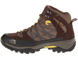 The North Face Storm Mid WP Weimaraner Brown/Antique Moss Green