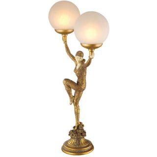Design Toscano Dancer of Kapathurl Illuminated Figurine