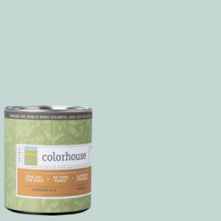 Colorhouse 1 qt. Wool .01 Flat Interior Paint 691410