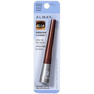 Almay Intense I Color Liquid Eye Liner, 022 Brown Topaz, 0.08 fl oz