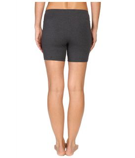 Jockey Active Bike Short w/ Wide Waistband Charcoal