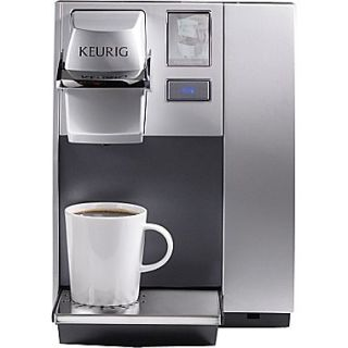 Keurig OfficePRO K155 Premier Single Cup Coffee Brewing System, Black/Silver