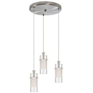 Industrial Chic 3 Light Pendant by Radionic Hi Tech
