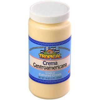 Tropical Crema Centroamericana Cultured Cream, 16 oz