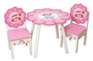 strawberry shortcake table cover on PopScreen