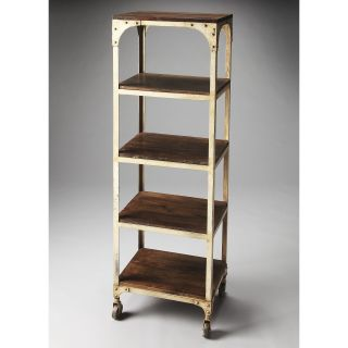 Butler Blaine Industrial Chic Etagere   Bookcases